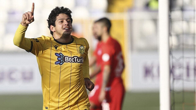 Beşiktaş Guilherme transferini bitirdi