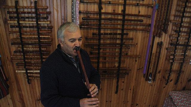 """""""الكافال"""" التركي.. آلة العزف الدافئ الحزين"""
