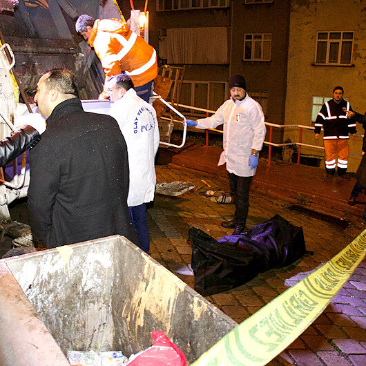 Samsun'da vahşet: Çöp kamyonundan kol ve bacakları olmayan ceset çıktı
