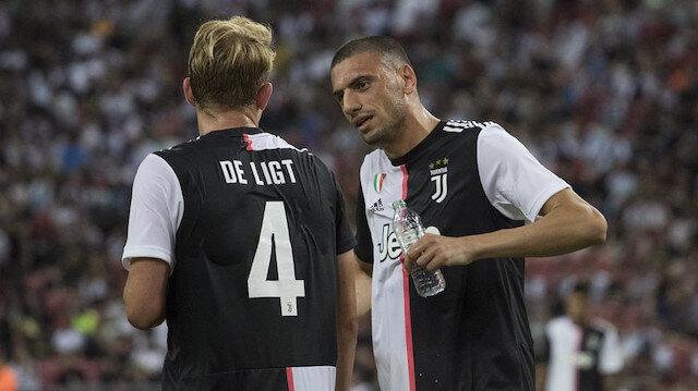 Merih Demiral Juventus formasıyla 6 karşılaşmada 1 asist yaptı.