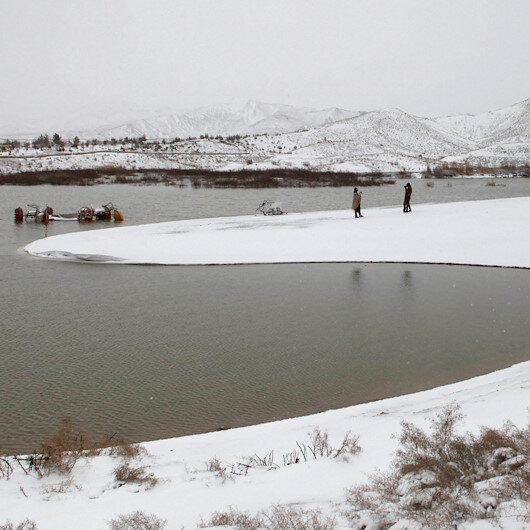 Pakistan'da son 20 yılın en yoğun kar yağışı nedeniyle 14 kişi yaşamını yitirdi