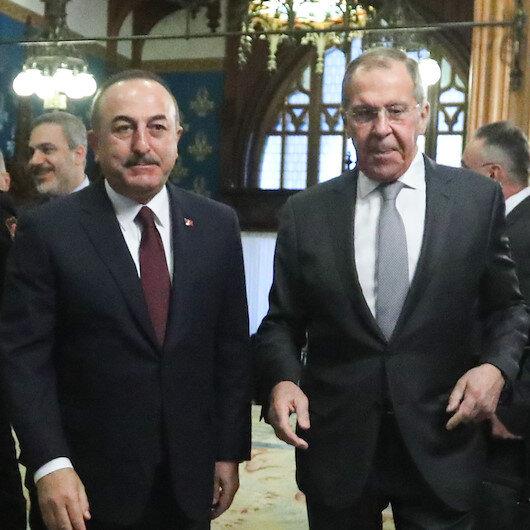 Dışişleri Bakanı Çavuşoğlu'ndan Libya açıklaması: Taslak bir metin ortaya çıkardık