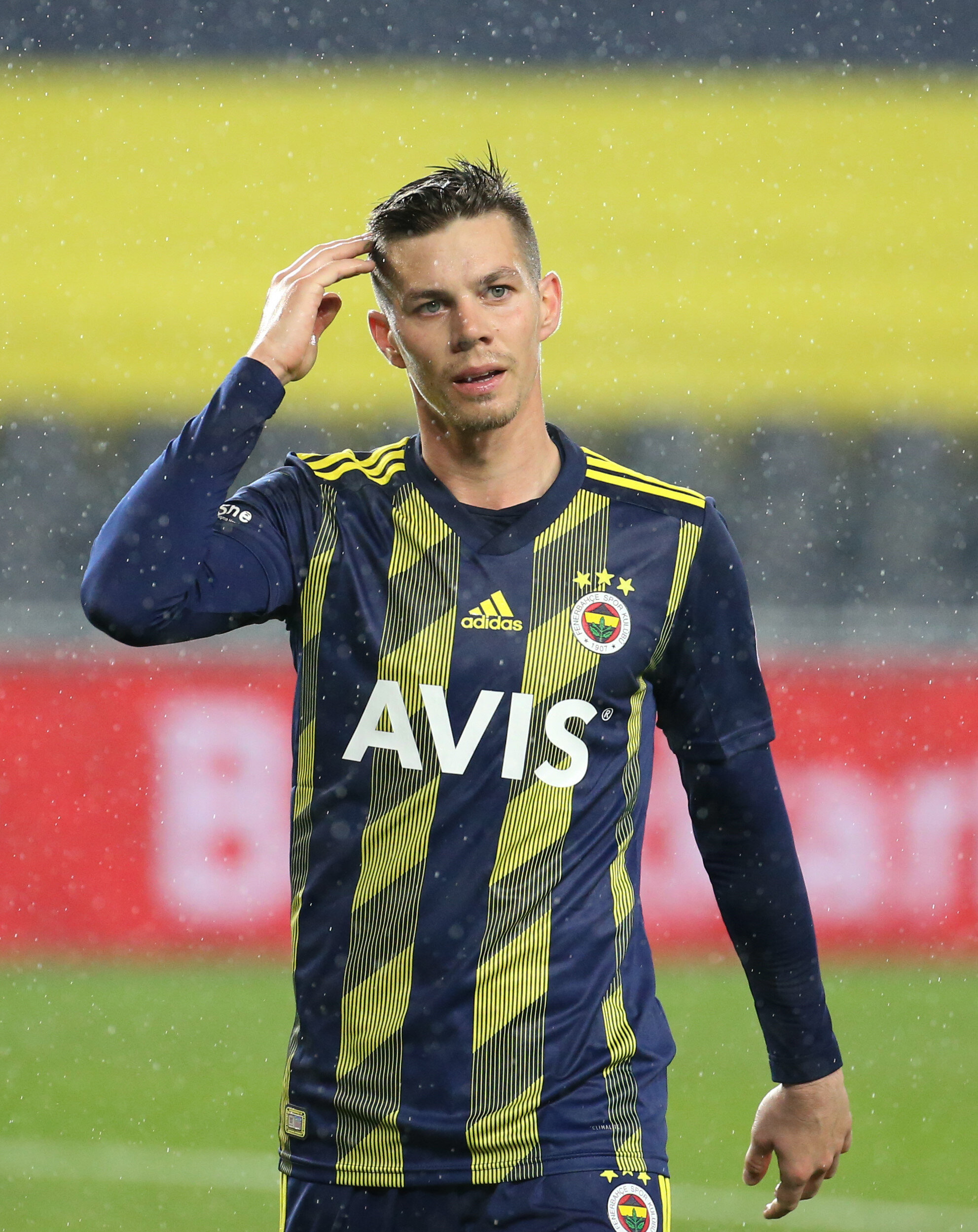 Teknik direktör Ersun Yanal, bu sezon Zajc'a ligde sadece 82 dakika süre verdi.