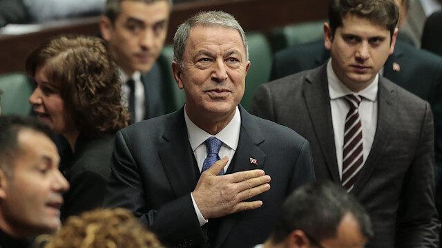 تركيا تعرب عن أملها بإحلال السلام والاستقرار في ليبيا وإدلب
