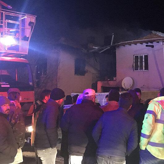 Niğde'de yangın faciası: 4 ölü, 3 yaralı