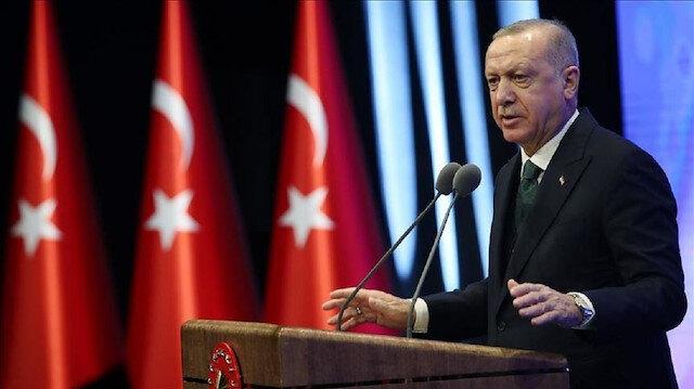 أردوغان: حفتر يسعى للتطهير العرقي في ليبيا