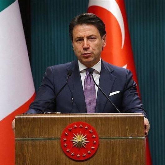 كونتي: أنظر بإيجابية للمبادرة التركية - الروسية بخصوص ليبيا