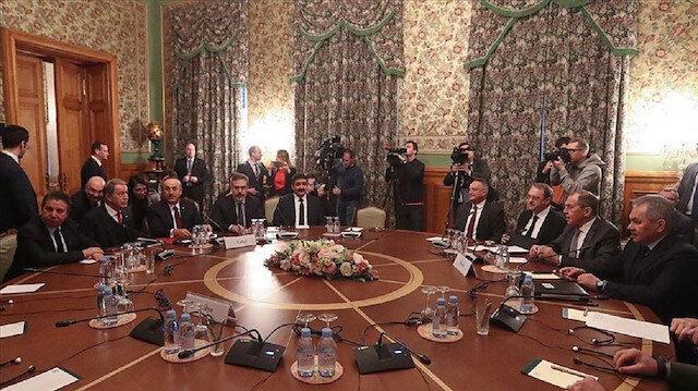 تركيا وروسيا تبذلان جهودا حثيثة لوقف إطلاق النار في ليبيا