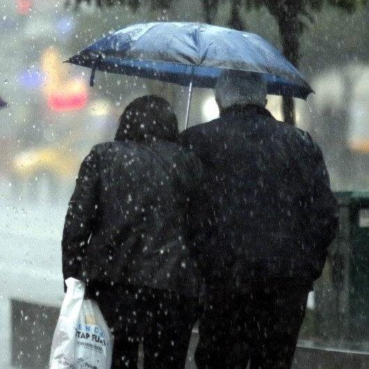 Meteorolojiden Antalya ve Muğla'ya sağanak yağış uyarısı