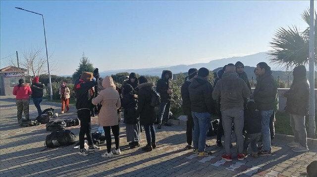 تركيا.. ضبط 320 مهاجرا غير نظامي في أدرنة