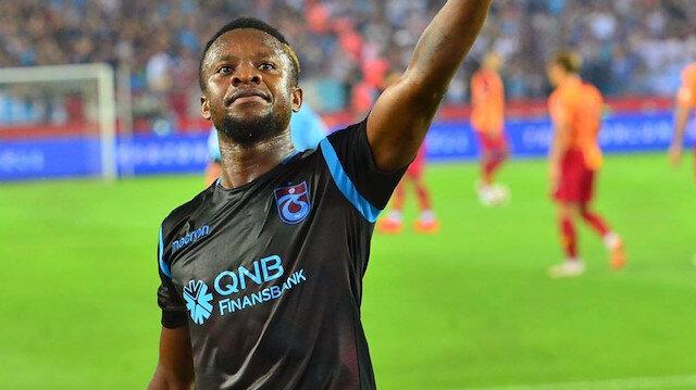 Trabzonspor Onazi'nin sözleşmesini feshettti