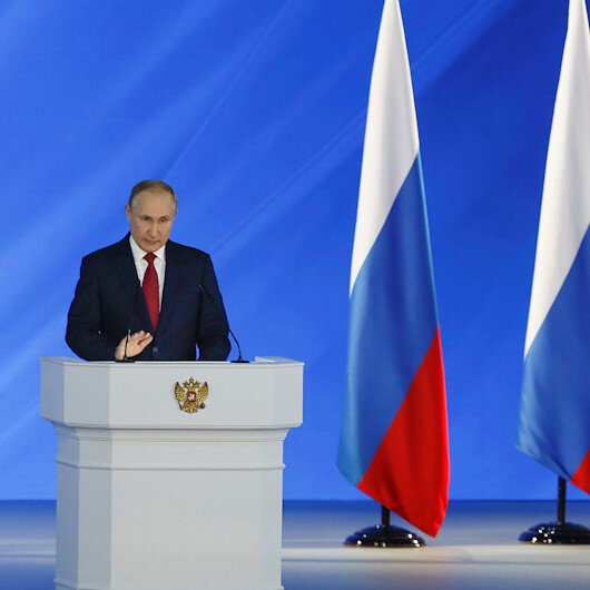 Putin proposes giving parliament power to choose Russia's PM