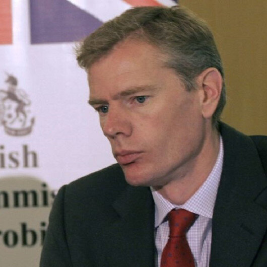 British ambassador to Iran returns to UK