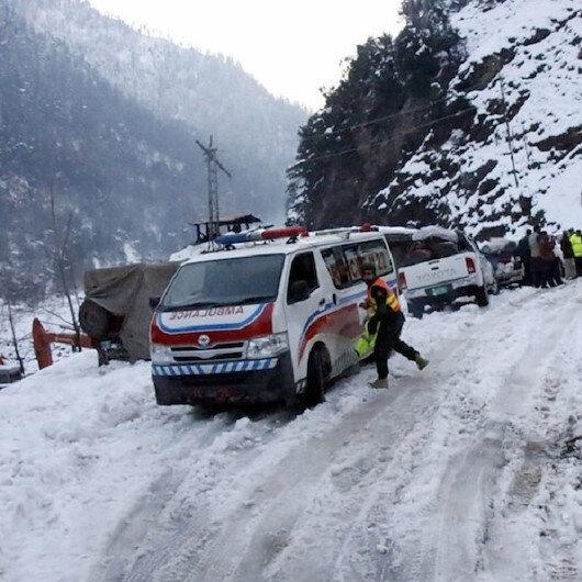Rain, avalanche death toll surges past 100 in Pakistan