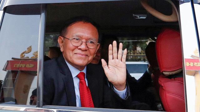Cambodian opposition leader Kem Sokha
