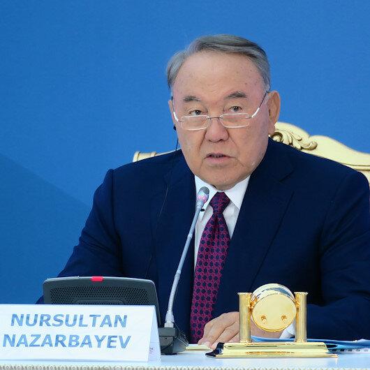 Kazak lider Nazarbayev'den bölge ülkelerine teklif: Karadeniz ile Hazar arasında kanal yapalım