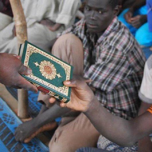 Turkish charity distributes Quran in 8 African states