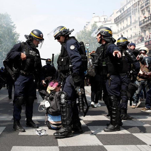 French police facing probe for violence during protests