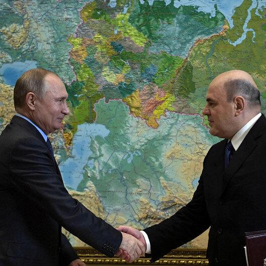 Putin başbakanlık görevi için Mişustin'i önerdi