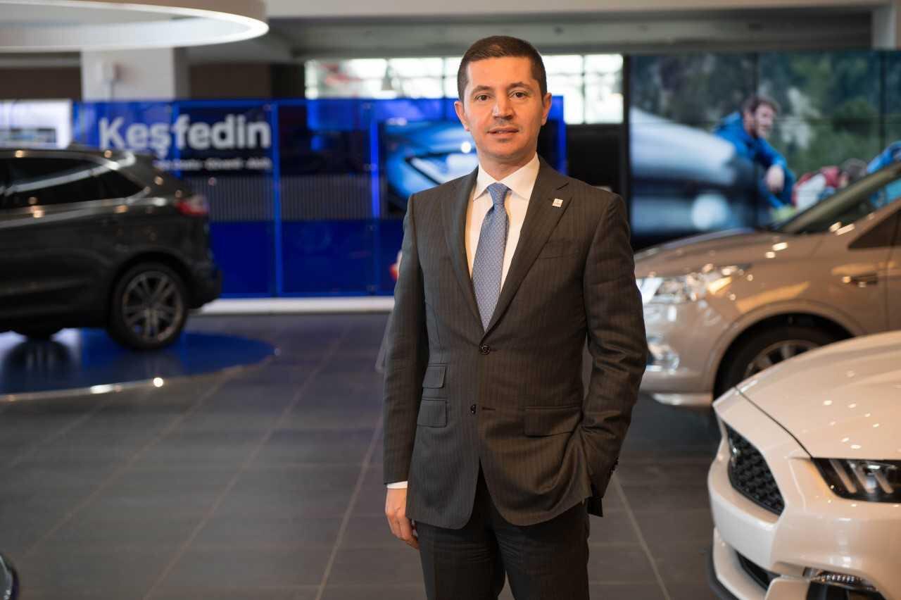 Otomotiv Yetkili Satıcıları Derneği (OYDER) Başkanı Murat Şahsuvaroğlu.