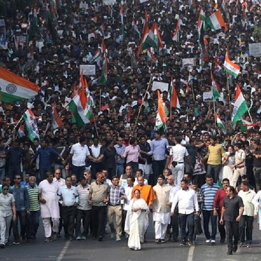 Many Indian states to resist citizenship law