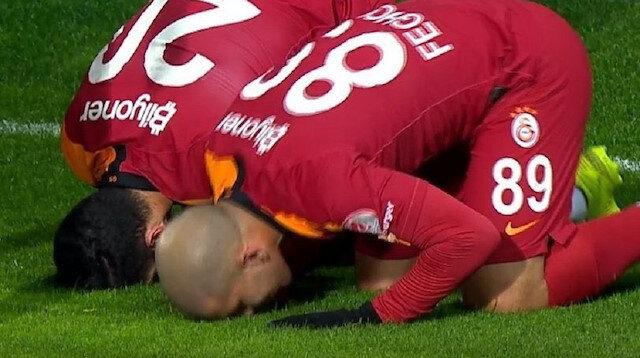 Emre Akbaba'dan Rize'de duygusal gol