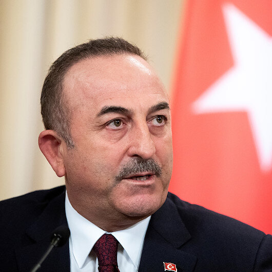 Turkish top diplomat slams Cairo raid on Anadolu Agency