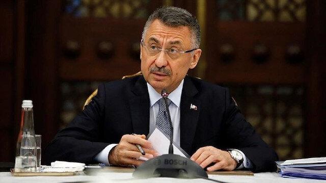 نائب الرئيس التركي يهاتف مدير الأناضول