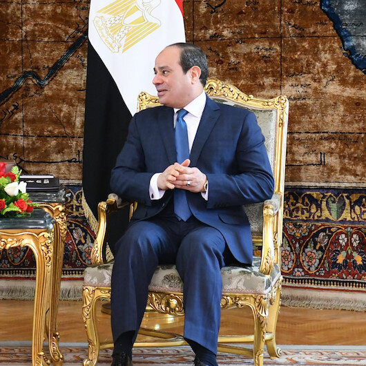 'Inviting General Sisi is betrayal of British values'