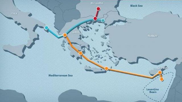 خط الأنابيب بين إسرائيل وأوروبا يهدد أحلام مصر بالتحول إلى مركز إقليمي للطاقة
