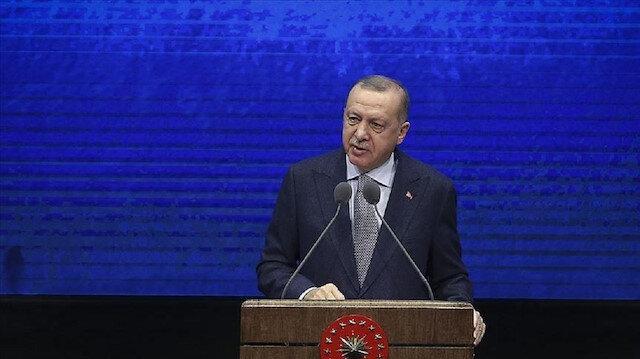 أردوغان يسرد محصلة 2019: نفتتح أبواب عهد جديد للنهضة