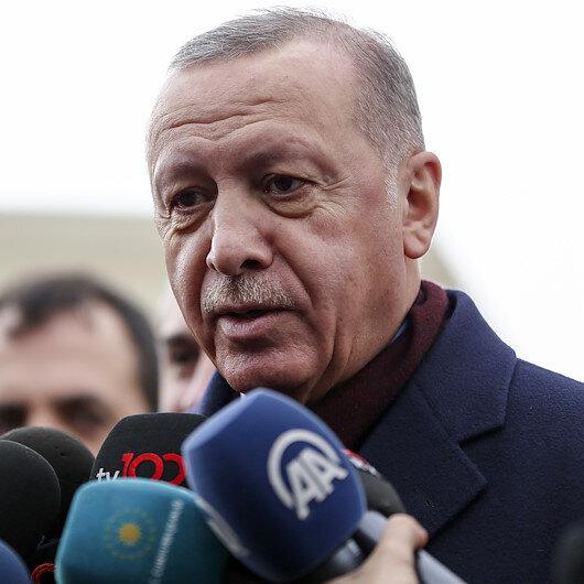 Erdoğan slams Syrian regime aggression in NW Idlib