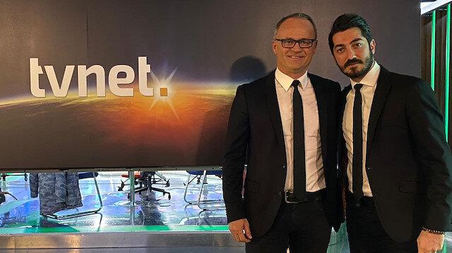 İrfan Buz, TVNET ekranlarında yayınlanan Akşam Sporu'na konuk oldu.