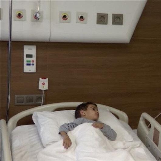 بمعجزة طبية.. طفل عراقي ينعم بالحياة في تركيا