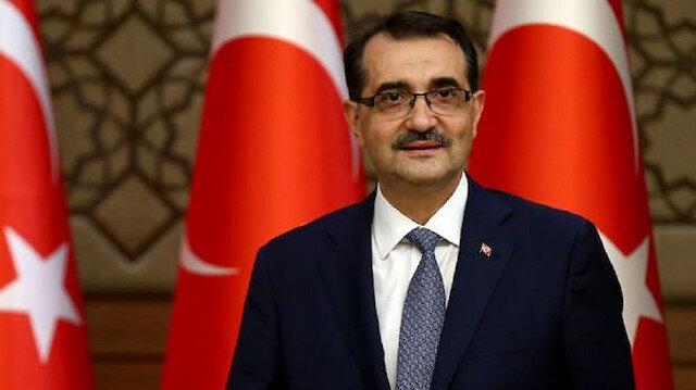 وزير تركي يعلن بدء سفينة التنقيب
