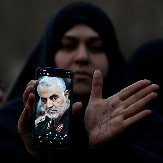 Soleimani had sheltered al-Qaeda leaders, claims author
