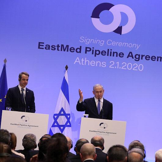 Italian FM doubts EastMed pipeline project feasible