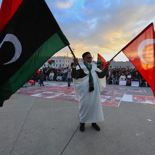 Turkey says Berlin talks to discuss Libya's peace, stability