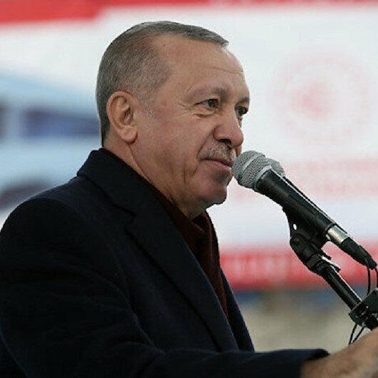 أردوغان: مترو مطار إسطنبول سيكون الأسرع في تركيا