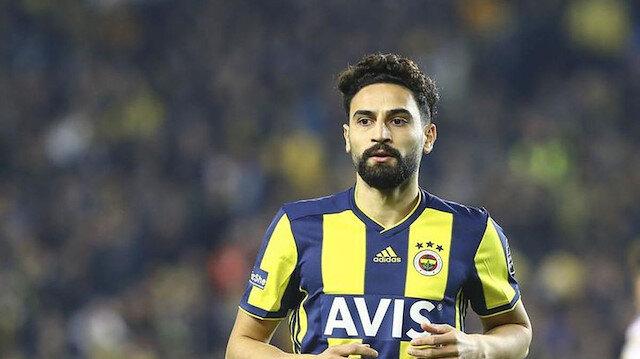 Fenerbahçe'de Mehmet Ekici kadroya alındı