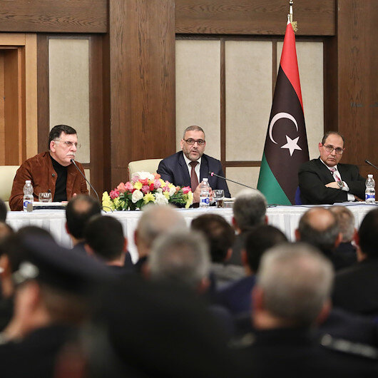 Berlin talks to seek political solution to Libya crisis