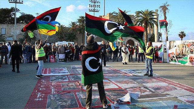 مظاهرات في طرابلس ومصراتة تنديدًا بعدوان حفتر