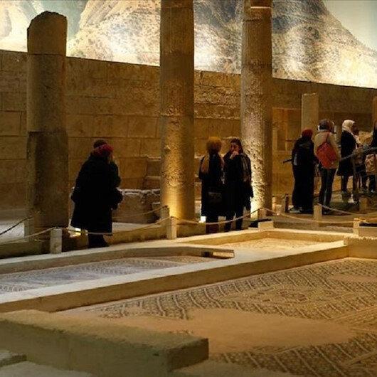 تركيا.. متحف زيوغما يستقبل عددا قياسيا من الزوار في 2019