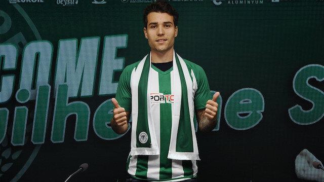 Konyaspor'a Brezilyalı sol bek