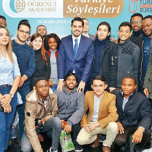 المنح التركية للطلاب الأجانب هي الأفضل على مستوى العالم