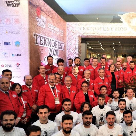 Teknofest 2020 publicized in southeastern Turkey