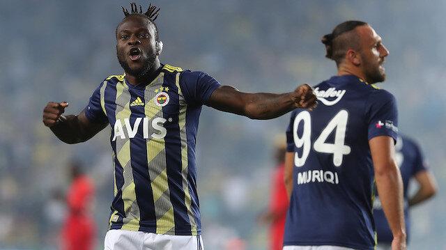 Victor Moses Inter'le resmi sözleşme imzaladı