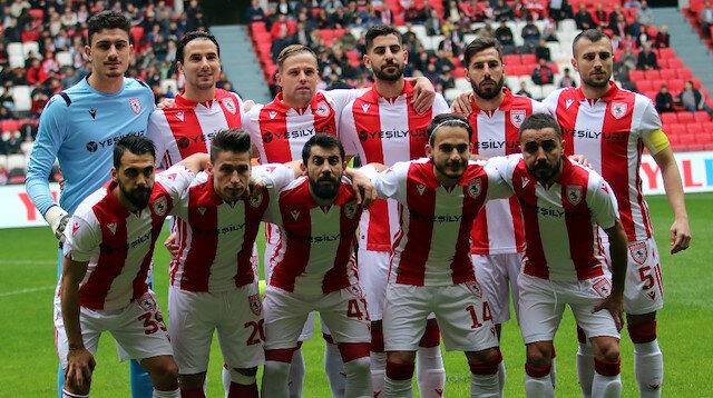 Türkiye'de en az gol yiyen takım Samsunspor