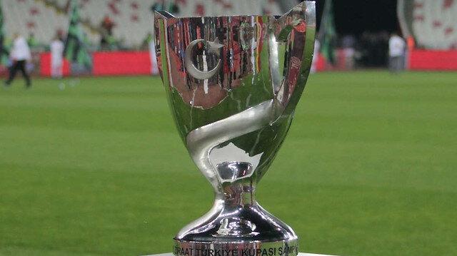 Kupada final tarihi belli oldu