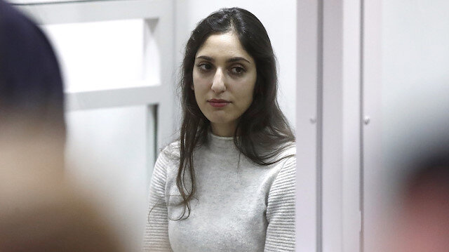 Putin to discuss release of US-Israeli woman jailed in Russia